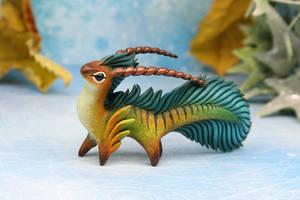 Tropical creature