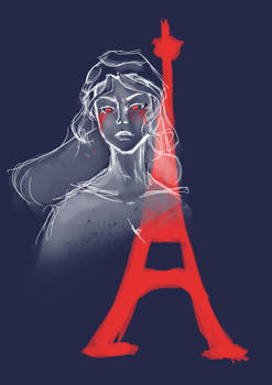 Blood Tears - Pray For Paris