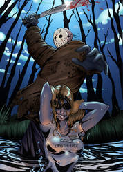 Friday the 13th - color version