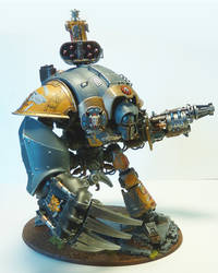 Imperial Knight - Freeblade Melee Weapon