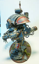 Imperial Knight - Freeblade Frostweapon
