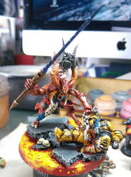 Bloodmaster of Khorne