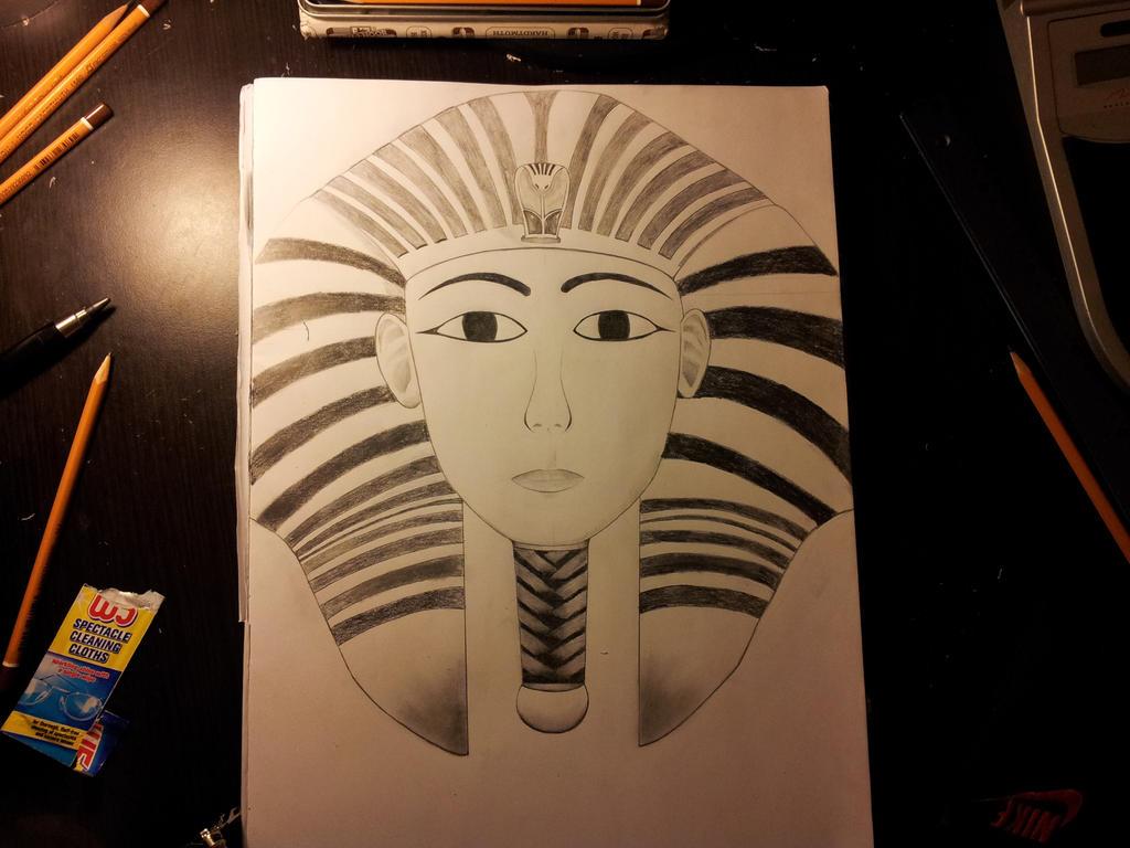 Pharaoh by Garoslaw