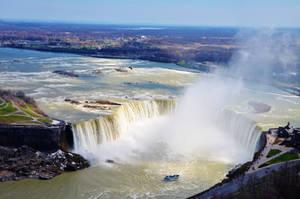Niagara Falls. by Romylyn