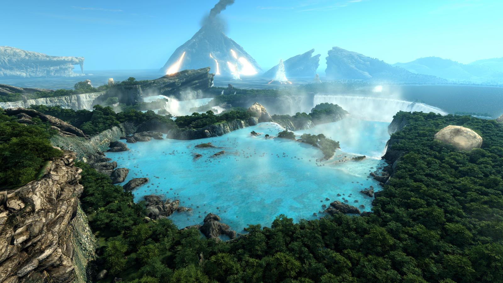 Fantasy map - Eorzea - 007 by Ulysses182