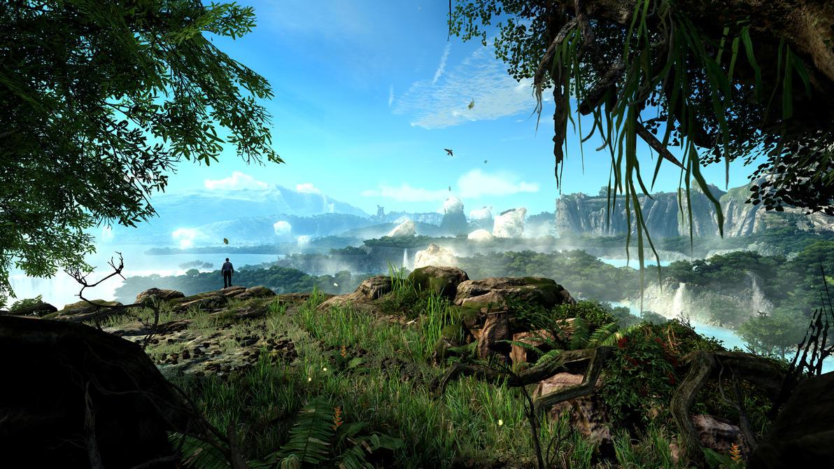 Fantasy nature wallpaper