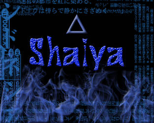 Shaiya by Queen---of---Spades