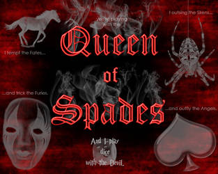 Queen of Spades sign by Queen---of---Spades