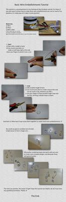 Wire Embellishments Tutorial
