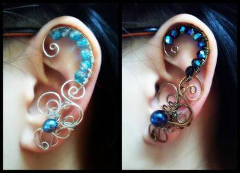 Commission Ear Cuffs