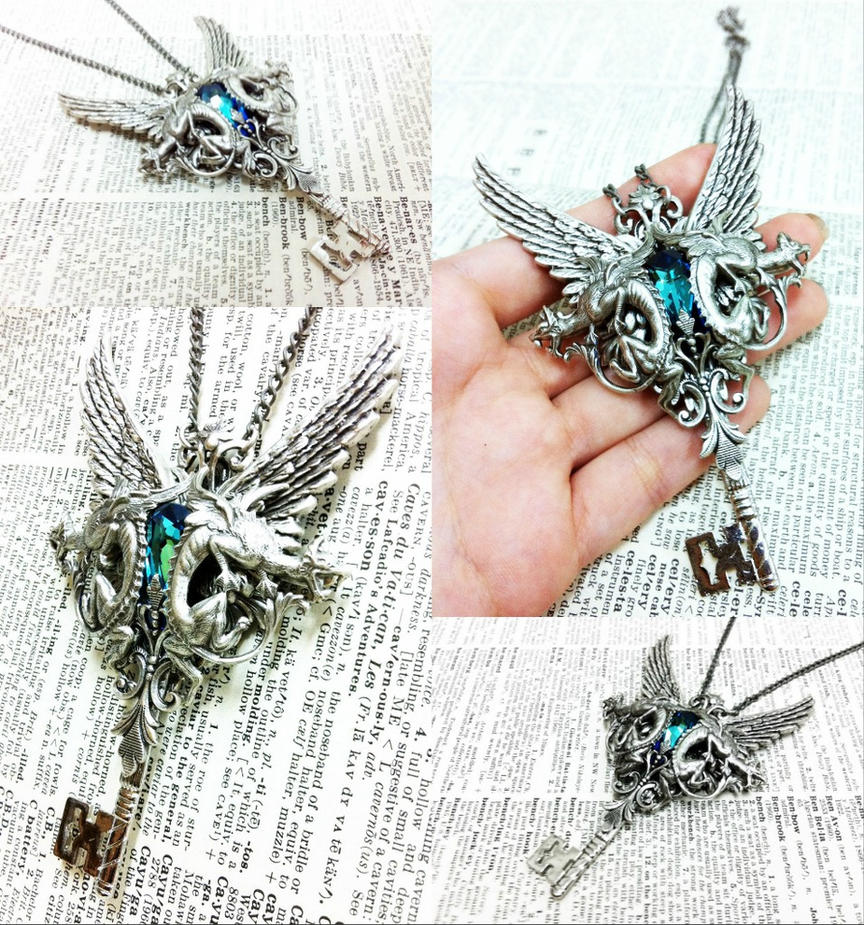 Quetzalcoatl by sodacrush