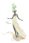 [closed] Adopt - Mint Sorceress