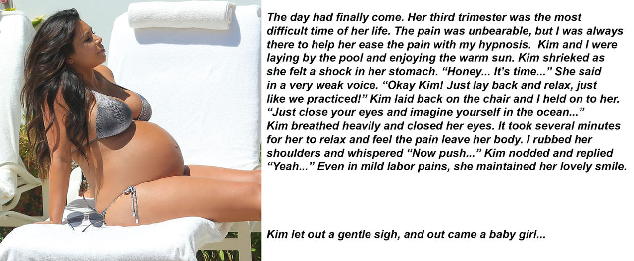 Kim Kardashian: Hypnobirth by DrPepperMantra