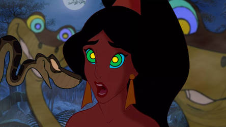 Jasmine's Hallucination by DrPepperMantra