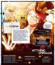 Steampunk vs Victorian - PH