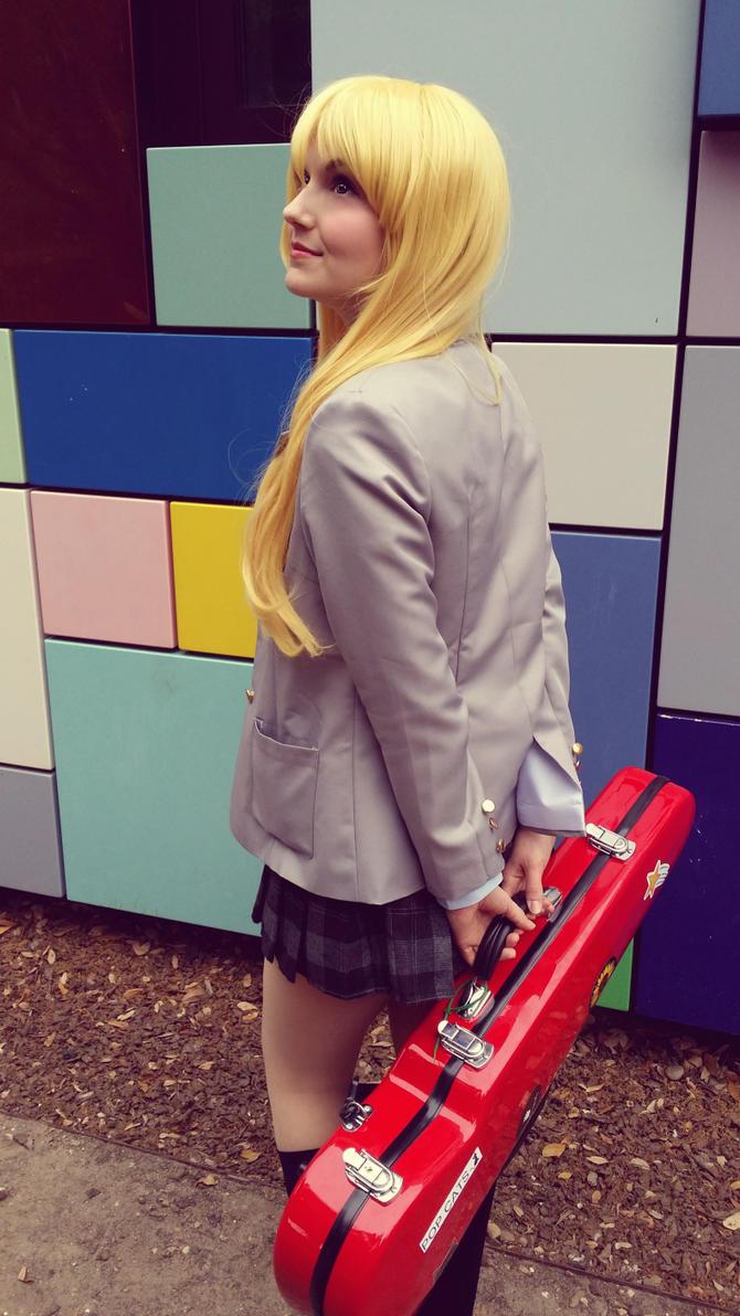 Kaori Miyazono by lovelyyorange
