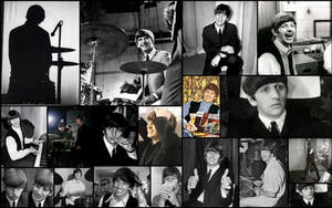 A Ringo Starr wallpaper by superfluidmessdreams