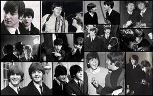 A Lennon-McCartney wallpaper by superfluidmessdreams