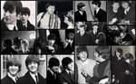 A Lennon-McCartney wallpaper
