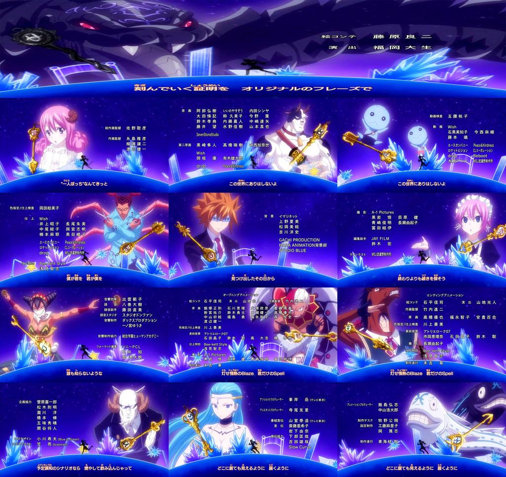 Fairy Tail: Celestial Spirits