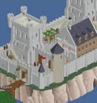 Working in a castle 3