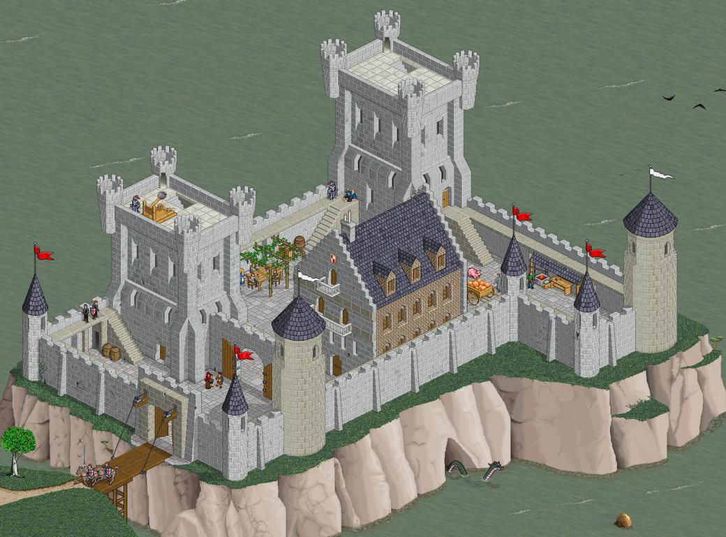 Final Castle by daporta