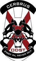 Halo ODST squad logo