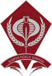 Cobra Crimson Guard patch