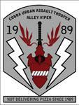 Cobra Ally Viper insigna patch