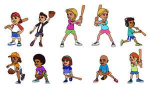The Backyard Kids in 2015 Style