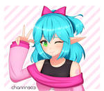 [CM] Cute Elf