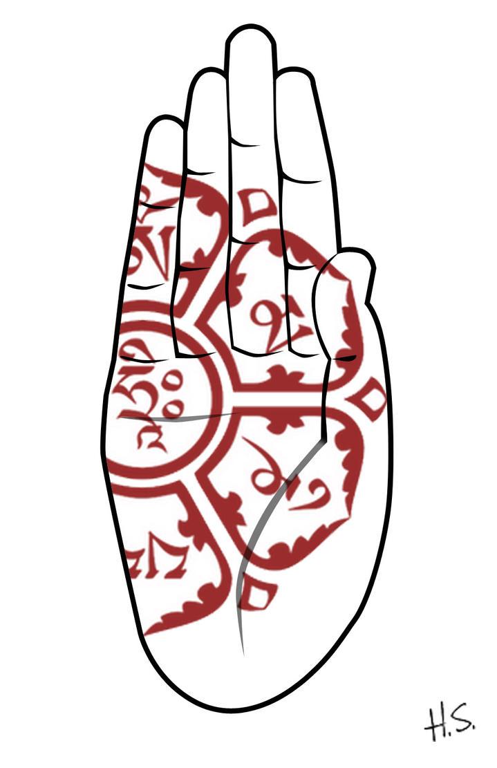 Buddhas Palm Ruby By Peacekoi On Deviantart