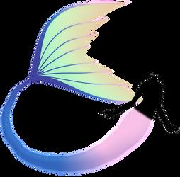 mermaid tail [ +dl ] by razrRjunko