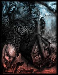 Cauchemars by Katia-Gagne