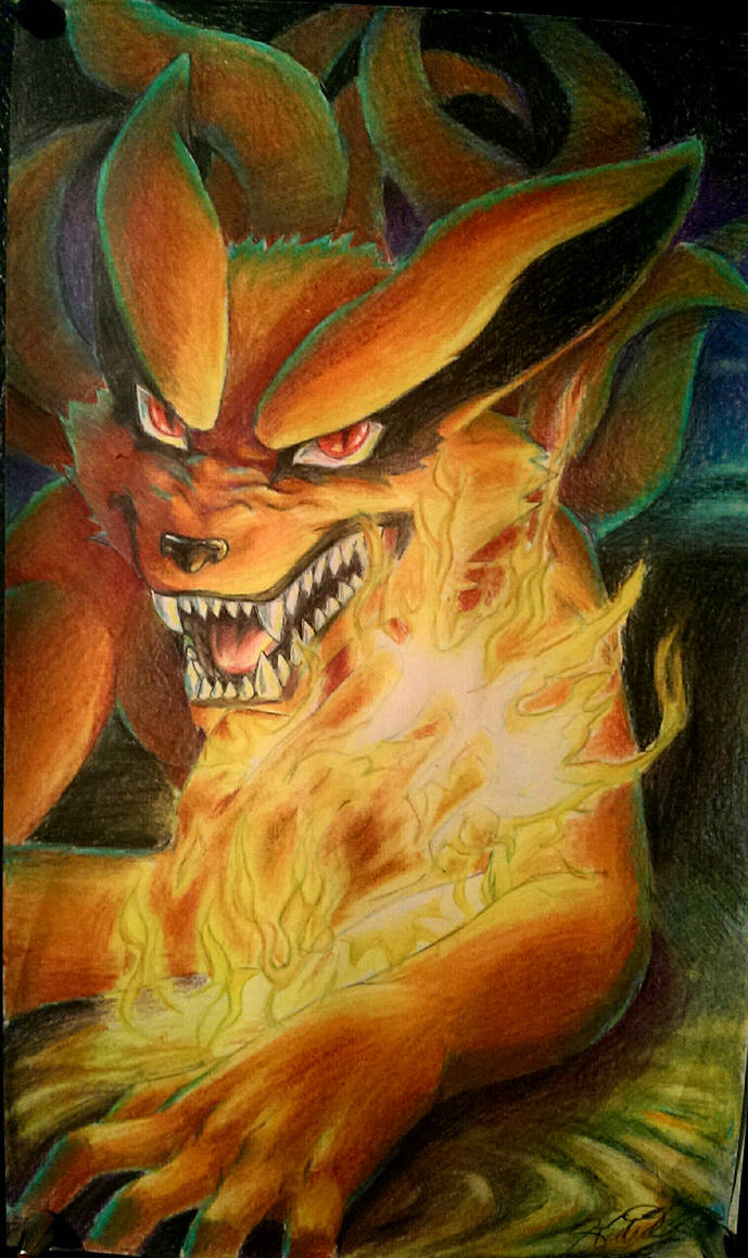 Kurama - Part of me by Katia-Gagne