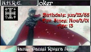 joker's Profile Picture