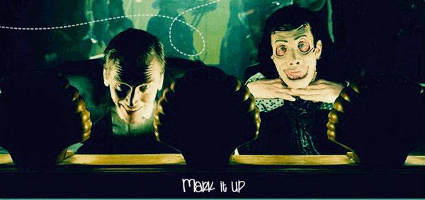 Mark it Up by Silverphantom88