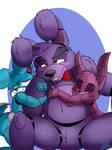 We Love You Bonnie!! by NucasKakuDragon304