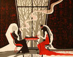 checkmate of the Red Queen by Dasha-Crawford