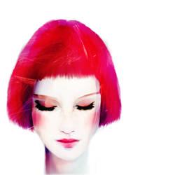 red hair by Dasha-Crawford