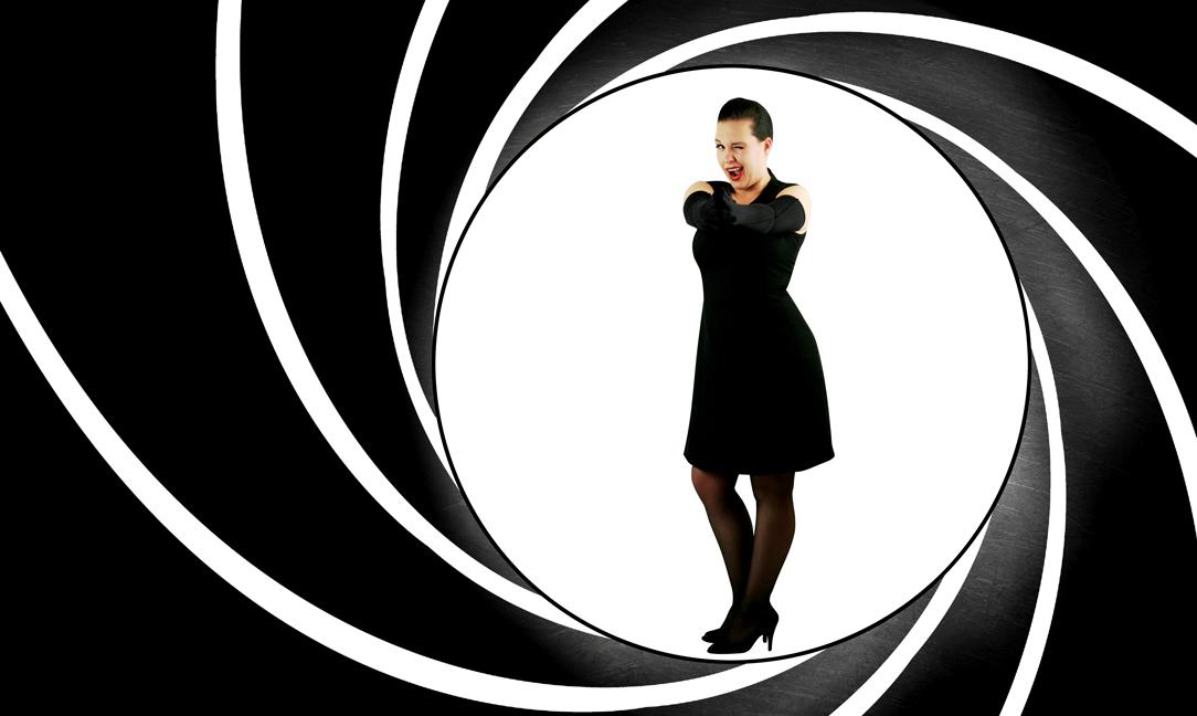 Jane Bond by FeliDae84