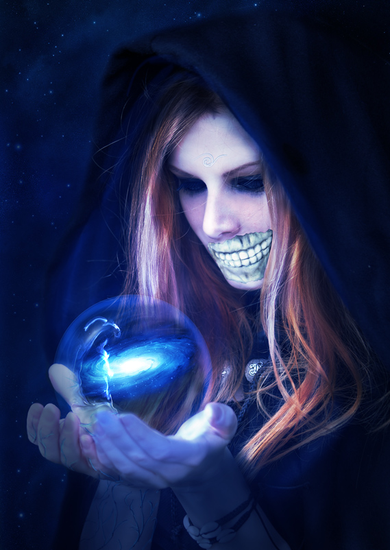Sorceress by FeliDae84