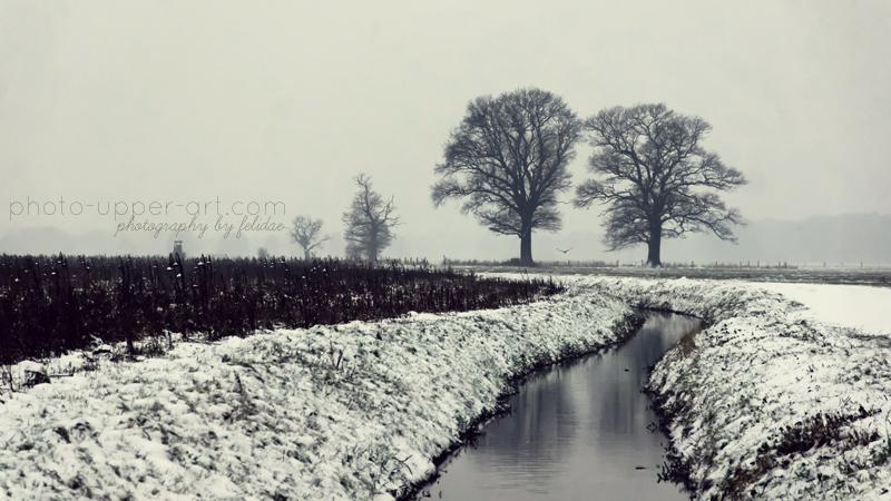 Ein Anflug von Winter by FeliDae84