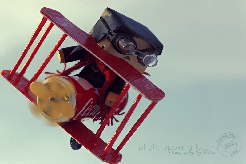 15-52 CTL2013 - Lilly Earhart is on her way by FeliDae84