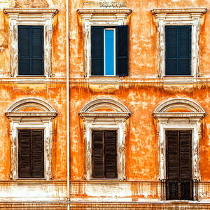 Windows of Rome - Remastered by FeliDae84