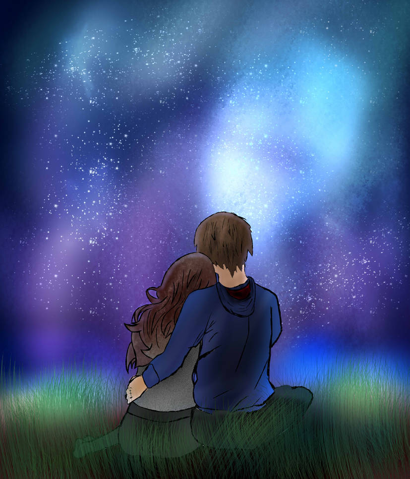 Stargazing With An Angel