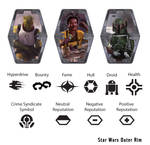 Star Wars: Outer Rim Board Game Character standee