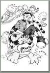 calvin and hobbes older anime