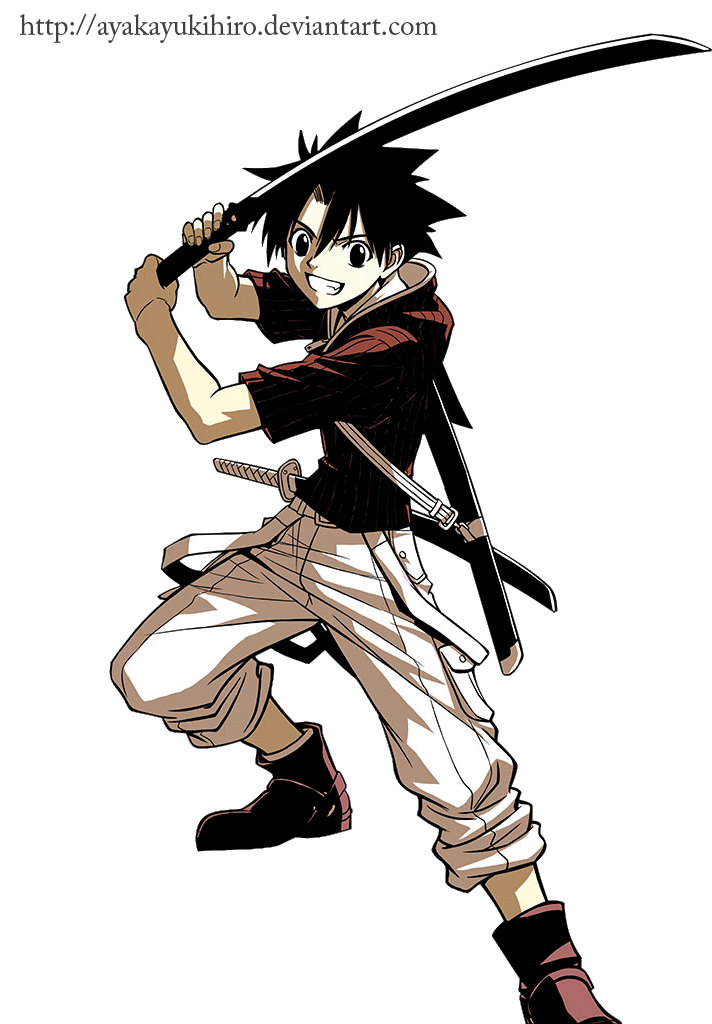 UQ Holder: Yukihime by AR-UA on DeviantArt | Anime king