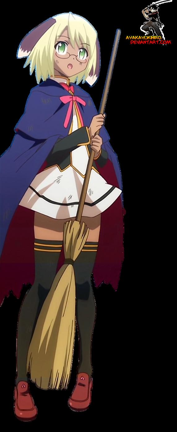 Negima:Collette by AyakaYukihiro